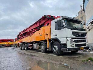 Sany SY5510THB en el chasis VOLVO SANY 62m on  VOLVO--10*4 Truck bomba de hormigón