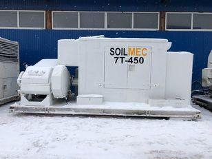 SOILMEC 7T-450 bomba de hormigón estacionaria