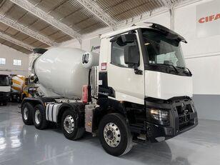 Baryval 9 en el chasis RENAULT 520 camión hormigonera