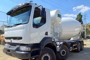 RENAULT Kerax 420.40 camión hormigonera