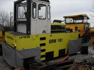 STAVOSTROJ GRW 101 compactador de neumáticos