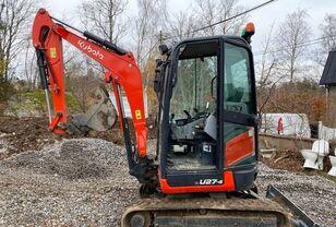 KUBOTA U27-4 excavadora de cadenas