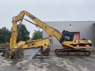 CATERPILLAR 325CL UHD  excavadora de demolición