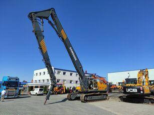 SAMSUNG-VOLVO SE 450 LC3 / DEMOLITION HAMMER3 GRIPPERS / 1 NEW / LOW HOURS / V excavadora de demolición