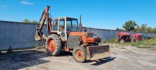 YUMZ 6КМ excavadora de ruedas