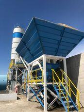 PROMAX Central de Betão Compacta  C60-SNG PLUS (60m³ / h) planta de hormigón nueva