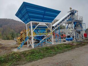 PROMAX Compact Concrete Batching Plant PROMAX C60-SNG PLUS (60m³/h) planta de hormigón nueva