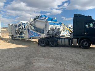 PROMAX Impianto di Betonaggio Mobile PROMAX M120-TWN (120m³/h) planta de hormigón nueva