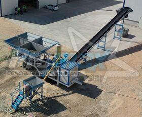 PROMAX Mobile Concrete Batching Plant M35-PLNT (35m3/h) planta de hormigón nueva