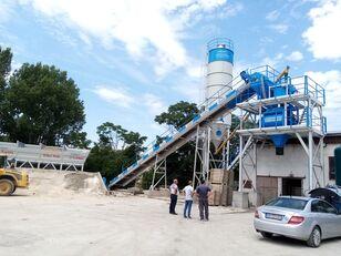 Plusmix 60m3/hour STATIONARY Concrete Batching Plant - BETONYY ZAVOD-CEN planta de hormigón nueva