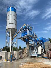 Plusmix 60m³/Hour MOBILE Concrete Plant - BETONNYY ZAVOD  planta de hormigón nueva