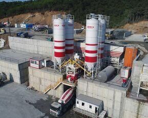 SEMIX LES CENTRALES À BÉTON FIXES Stationnaire 200 planta de hormigón nueva