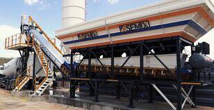 SEMIX  MOBILE CONCRETE BATCHING PLANTS 60m³/h planta de hormigón nueva