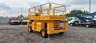 HAULOTTE H15SX - 15m, 4x4, diesel plataforma de tijera
