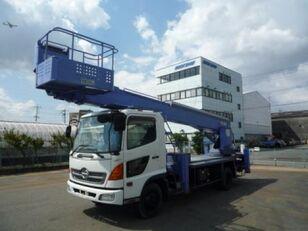 HINO Ranger plataforma sobre camión