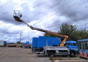 ISOLI PSF 25/2-TJZ - 25 metri plataforma sobre camión