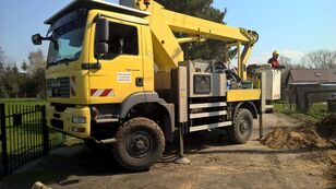 Ruthmann Podnośnik koszowy Ruthmann T220  plataforma sobre camión