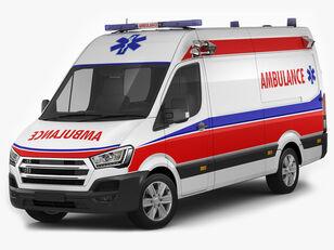 HYUNDAI H 350 ambulancia nueva