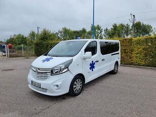 OPEL VIVARO L2H1 - 140 CV - 163 000 KM - 2017 - LES DAUPHINS ambulancia
