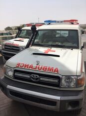 TOYOTA Land Cruiser petrol Hardtop ambulancia nueva
