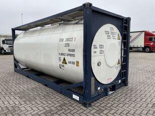 TRENCOR 30m3 contenedor cisterna 30 pies